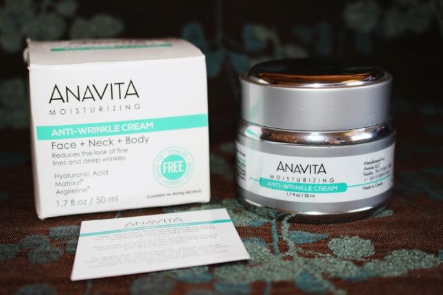 anavita anti-wrinkle cream 00
