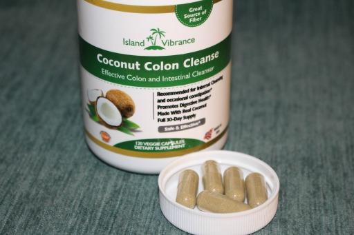coconut colon cleanse
