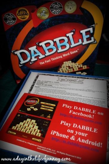 DABBLE 01