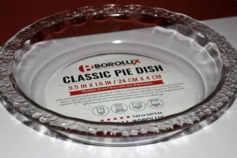 Borolux Pie Plate 01