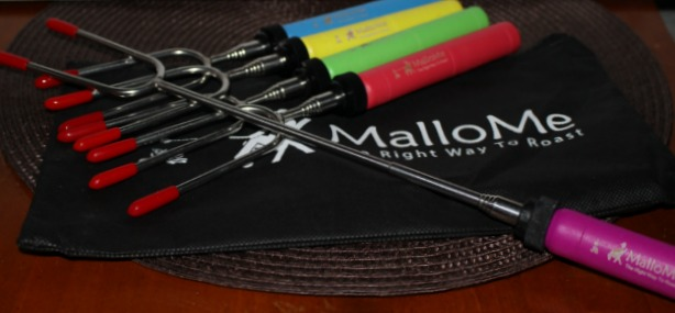 MalloMe Roasting Sticks